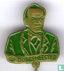 De burgemeester [groen]