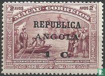Vasco da Gama (Macau zegel)