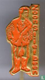 Zoon Stiefbeen (staand) [oranje]