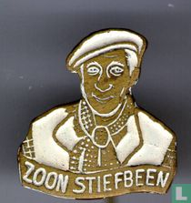 Zoon Stiefbeen [wit]