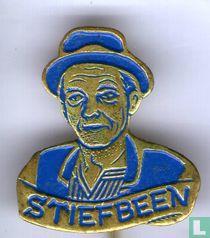 Stiefbeen [blauw]