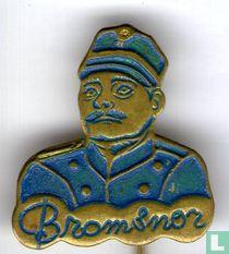 Bromsnor [blauw]