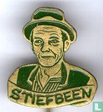 Stiefbeen [groen]
