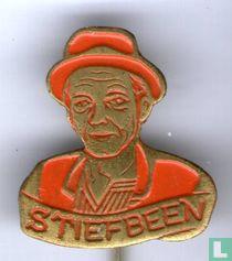 Stiefbeen [oranje]