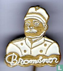 Bromsnor [wit]