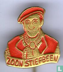 Zoon Stiefbeen [rood]