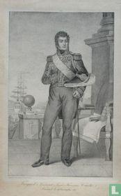 Truguet (Laurent - Jean - François, Comte) , Amiral le 19 Novembre 1831.