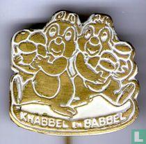 Knabbel en Babbel [wit]