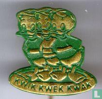 Kwik Kwek Kwak [groen]