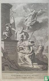 HET LEVEN EN BEDRYF VAN DEN HEERE MICHIEL DE RUITER Hartog Ridder &c L Admiraal Generaal van Holland en Westvrieslandt