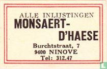 Monsaert-D'Haese