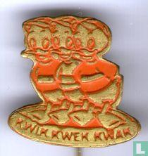 Kwik Kwek Kwak (oranje)