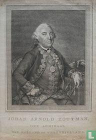 JOHAN ARNOLD ZOUTMAN, VICE ADMIRAAL VAN HOLLAND EN WESTVRIESLAND.
