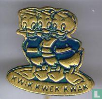 Kwik Kwek Kwak [blauw]