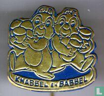 Knabbel en Babbel [blauw]