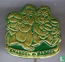 Knabbel en Babbel [groen]
