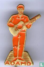 Adamo (staand) [oranje]