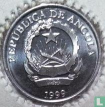 Angola 2 kwanzas 1999