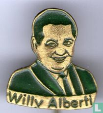 Willy Alberti [groen]