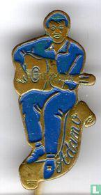 Adamo (zittend) [blauw]