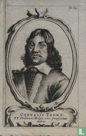 CORNELIS TROMP P.P. Ordinum Belgii vice praefectus maris.