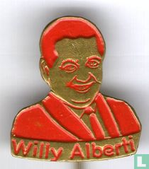 Willy Alberti [rood]