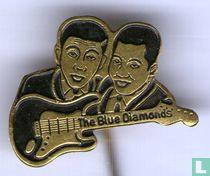 The Blue Diamonds [zwart]