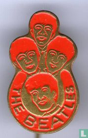 The Beatles [rood]