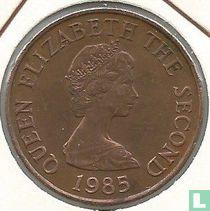Jersey 2 pence 1985