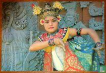Penari Barong Dance di Bali - Sedewa , the main figure of the Barong¨Play