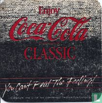 Enjoy Coca-Cola Classic - Come to Bacardi