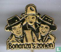 Bonanza's zonen [zwart]