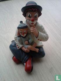 Gilde Clown 'Stilte'