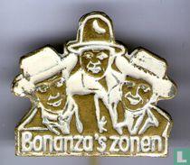 Bonanza's zonen [wit]