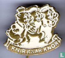 Knir, Knar Knor [wit]