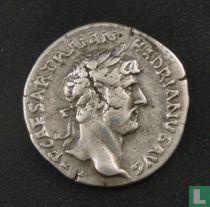 Romeinse Rijk, AR Denarius, 117-138 AD, Hadrianus, Rome, 123 AD