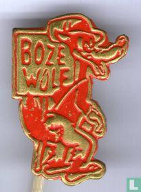 Boze Wolf [rood]