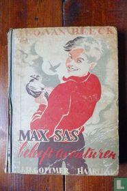 Max Sas beleeft avonturen