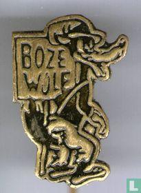 Boze Wolf [zwart]