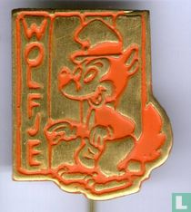 Wolfje [oranje]