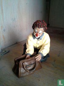 Gilde Clown 'Het nieuwsgierig Aagje'
