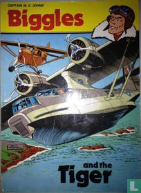 Biggles and the tiger