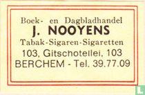 Boek- en dagbladhandel J. Nooyens