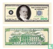 100 dollar Casino money Buchanan