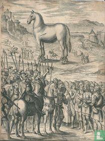 Het Paard van Troje wordt binnengehaald