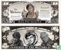 Ralph Waite  biljet