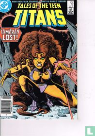 Tales of the Teen Titans 77