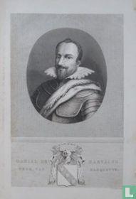DANIEL DE HARTAING HEER VAN MARQUETTE.