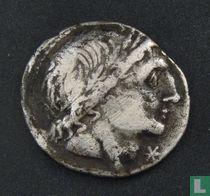 Romeinse Republiek, AR Denarius, 109-108 BC, L. Memmius, Rome