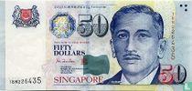 Singapore 50 Dollars 1999